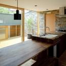 ミドリノイエの写真 2F 子世帯_キッチン