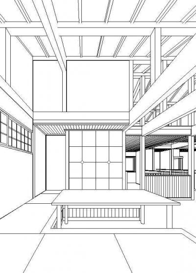 MMT邸 (畳コーナー)