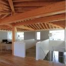 『木の下のマテリアル』柔らかさ、しなやかさをもつ住まいの写真 2階畳スペース