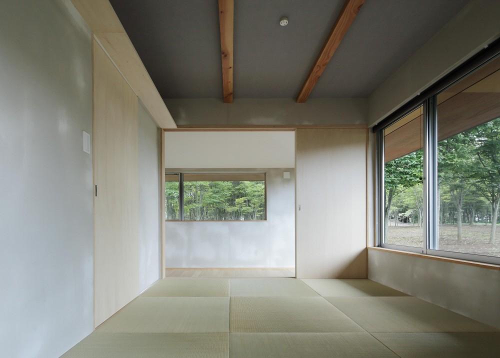 MYーhouse つくば (緑を眺める和室)