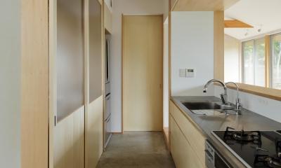 キッチン|MYーhouse つくば