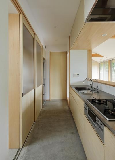 キッチン (MYーhouse つくば)