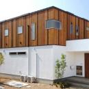 中土居美代子/久保田孝の住宅事例「『西条の家』中庭のある家」