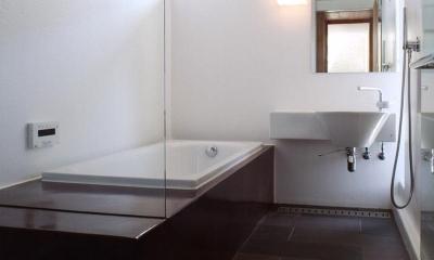 バスルーム|ナガヤネ