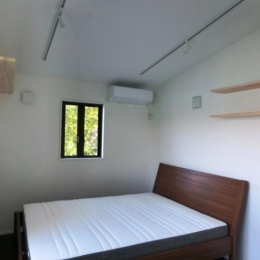 『安芸津の家』島のリゾートハウス (ゲストルーム)