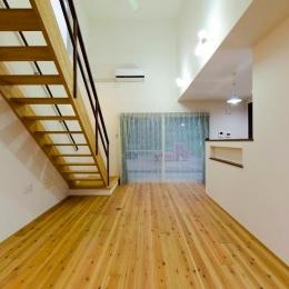 『八本松の家』落ち着きと開放感を併せもつ家