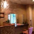 『ヘアガーデンナナ』開業20年目の美容室リニューアル工事