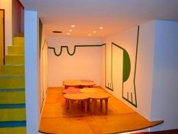 "『CAFE&BAR COLR』厨房を拡張、カウンター席を個室に (sunomaの ""cha-bu"" -shape1)"