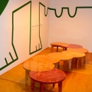 『CAFE&BAR COLR』厨房を拡張、カウンター席を個室に