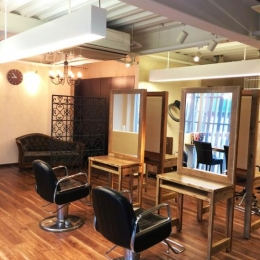 『HAIR & MAKE TRUTH』美容室のリニューアル&移設