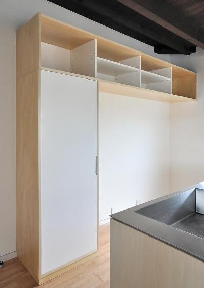 倉敷の家 (キッチン)