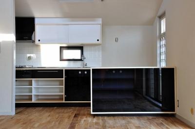 キッチン (目黒の部屋)