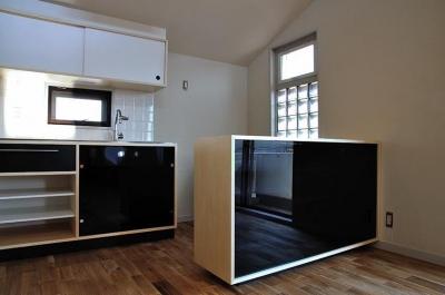 目黒の部屋 (キッチン)