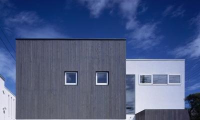 七里ヶ浜の家