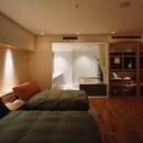 安比グランドホテル 岩手の写真 ベッドルーム