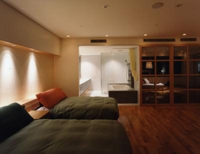 ベッドルーム (安比グランドホテル)