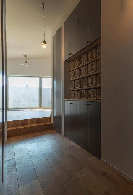 建築家:中渡瀬拡司「器屋のある住まい」