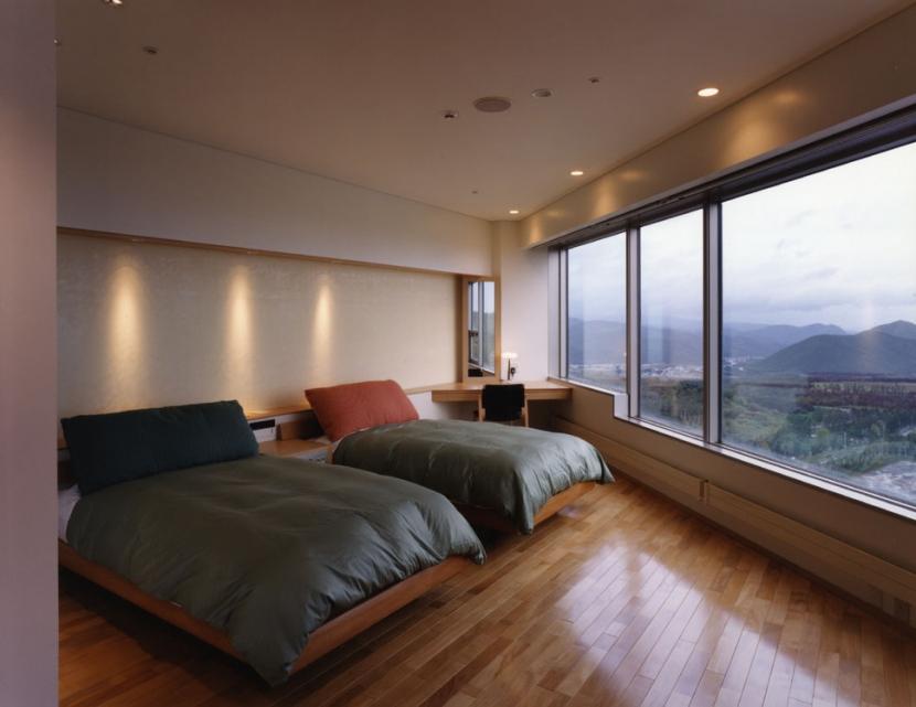安比グランドホテル (ベッドルーム)