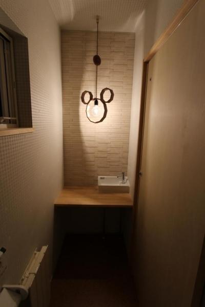 トイレ-隠れた人気キャラクター (『Love House』こだわりの詰まった可愛らしい住まい)
