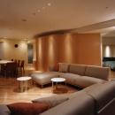 安比グランドホテル 岩手の写真 リビングルーム