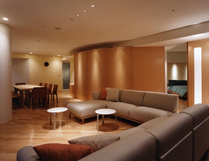 安比グランドホテル (リビングルーム)
