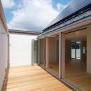 星設計室の住宅事例「『Ka-house』家を巡る楽しさのある二世帯住宅」