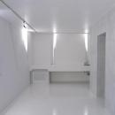 room2-白で統一された空間