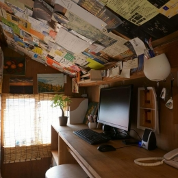屋根裏部屋の画像1