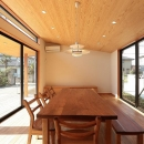 テクトン建築設計事務所の住宅事例「集う家」