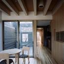 山下誠一郎の住宅事例「『NSH』コンパクトにまとめられた温かな住まい」