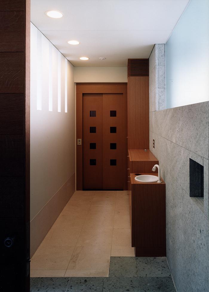 『SMH』住まい手に優しいバリアフリー住宅の部屋 玄関・エレベーター