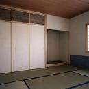 『SMH』住まい手に優しいバリアフリー住宅の写真 落ち着いた空間の和室