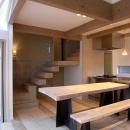 『HKH』優しい光の集まる木造2階建て住宅