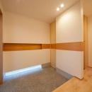 木田吉宣の住宅事例「『シカクの家』家族の表情をつくりだす住まい」