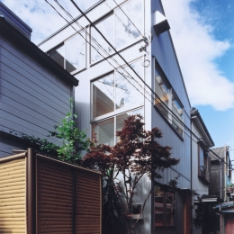 新小岩の家 (外観)