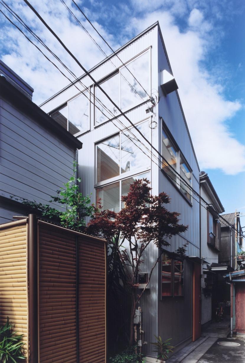 新小岩の家の部屋 外観