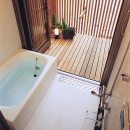 新小岩の家の写真 浴室