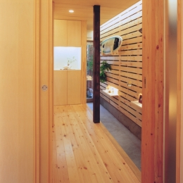 新小岩の家の部屋 玄関