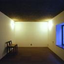 『subako』重厚感のあるコンクリート住宅の写真 地下室-落ち着いた空間