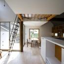 『O・S邸』コンパクトな二世帯住宅