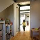 『I・M邸』光を共有する二世帯住宅