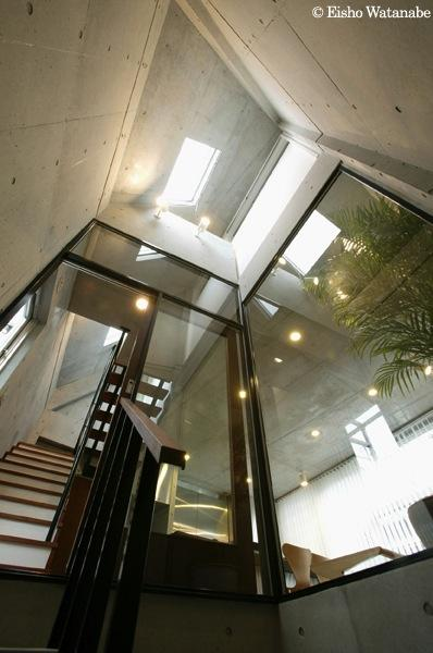 建築家:谷口智子「『I・K邸』コンパクト&機能満載の住まい」