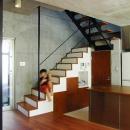 谷口智子の住宅事例「『I・K邸』コンパクト&機能満載の住まい」