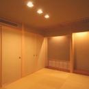 温かみのある和室
