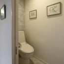 竹石明弘の住宅事例「『M邸』4LDKから2世帯住宅へリノベーション」