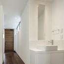 細川範規の住宅事例「『道後のコートハウス』共に成長し、共に時を刻む住まい」