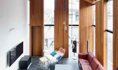 寛ぎ大空間リビング-1|『東松戸の家』寛ぎ大空間リビングの住まい