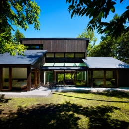 『軽井沢の別荘 K邸』憩いのセカンドハウス (憩いのセカンドハウス)