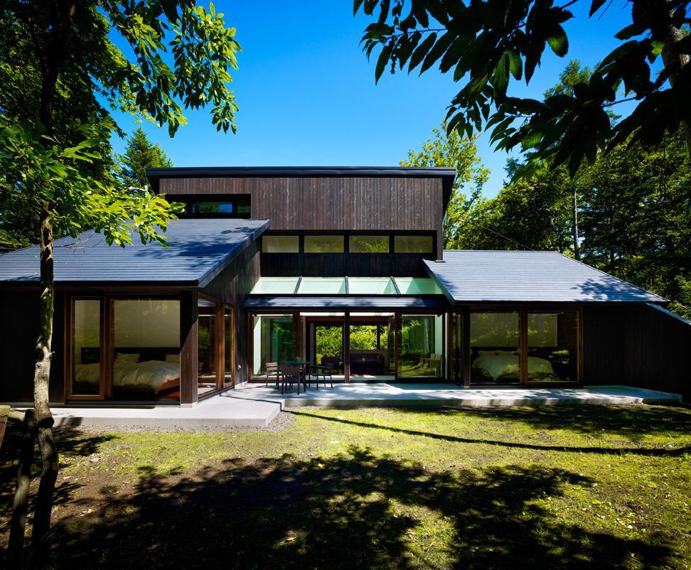 『軽井沢の別荘 K邸』憩いのセカンドハウスの写真 憩いのセカンドハウス