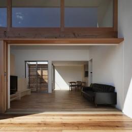 『5つのテラスの家』光と風を楽しむ住まい